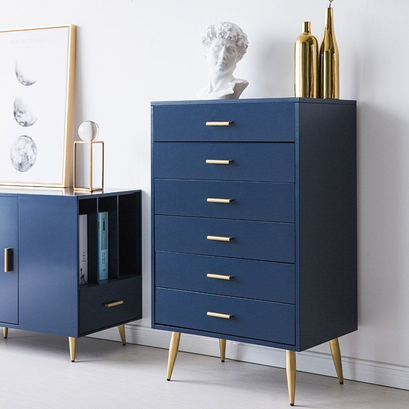 4 Drawer Chest Dresser Storage, Accent Cabinet With Drawers
